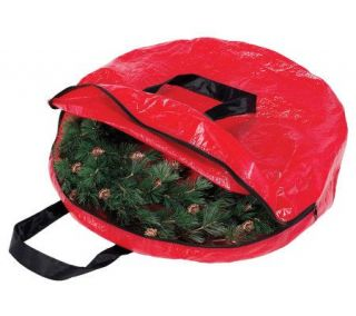 Whitmor Christmas Wreath Storage Bag —