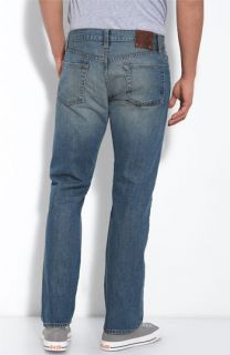 J Brand Walker Relaxed Straight Leg Jeans (Hemi Wash)
