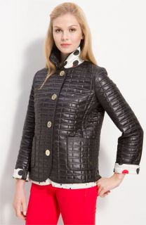kate spade new york signature spade quilted jacket
