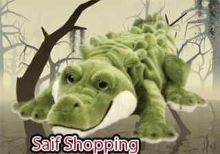 Plush Soft Original Stuffed Animal   American Crocodile 12 (30 cm
