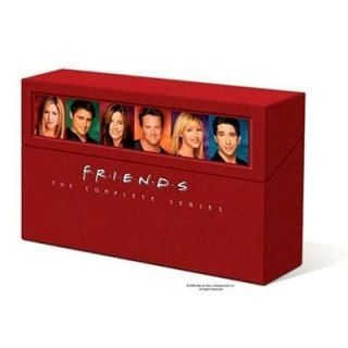 Friends The Complete DVD Series Collection Seasons 1 10 1 2 3 4 5 6 7