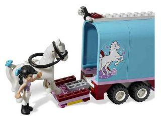 LEGO Friends Emma's Horse Trailer Girls Emma  Brand NEW set in