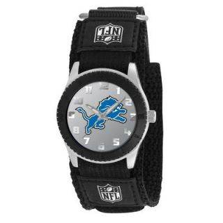 Detroit Lions NFL Football Wrist Watch Velcro Strap Wristwatch Kid