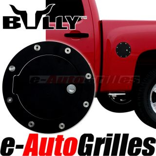 Bully Black Series 02 08 Dodge RAM Truck Gas Fuel Door Cover Lock