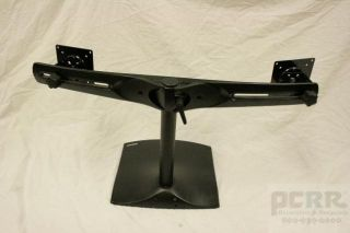 Ergotron Dual Monitor Desk Stand 100x100mm Mount