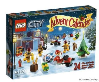 Sale Lego® City and Friends Advent Calendar 4428 3316 New 2012 Sale