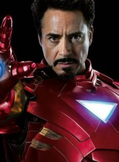 Robert Downey Jr. iron Life size Bust 11 man statue THE AVENGERS Tony