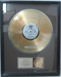 Doug E Fresh and The Get Fresh Crew The Show 12 RIAA Gold Record