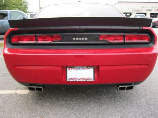 DODGE CHALLENGER DAYTONA TAIL LIGHT TAILLIGHT LAMPS OVERLAYS HPP DODGE