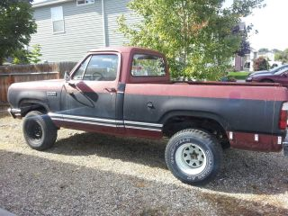 78 Dodge RAM Power Wagon 4x4 1 2 Ton