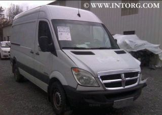 Dodge Sprinter 3 0L Turbo Diesel Engine Mercedes Benz We Are Parting