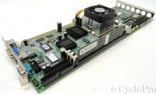 PCA 6179  Single Board Computer  AGP Driver  Socket 370 Pentium III