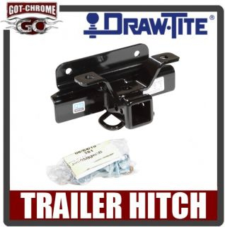 51143 Draw Tite Pro Series Trailer Hitch Receiver Dodge RAM 2003 2009
