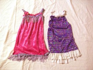 Lot of Dress Up Girls Pretend Play Costumes Tutu Skirts Dresses Size 4