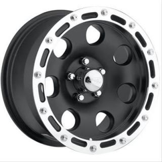 Eagle Alloys 137 Series Matte Black Wheel 16x8 8x6.5 BC