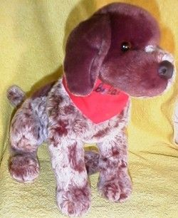 German Shorthaired Pointer Puppy Dog 12 Plush by Douglas