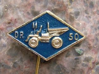Dutra DR50 Hungarian Construction Site Dumper Truck Pin