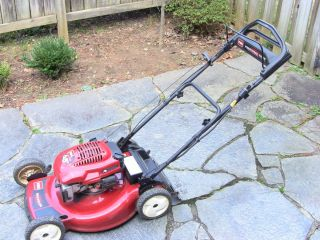 Toro 20070 Electric Start Personal Pace Lawn Mower