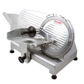New 240W 10 Commercial Electric Meat Deli Food Slicer