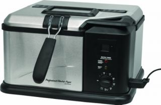 Masterbuilt Indoor Electric Fish Deep Fry Fryer Cooks New