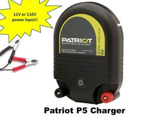 Create A Kit Patriot Electric Fence Energizer Charger Voltage Tester