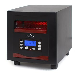 Energy Saver Infrared Electric Portable Space HEATER   3 year factory