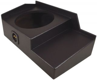 Chevy Silverado 99 06 Ext Cab Truck 12 MDF Subwoofer Enclosure Coated