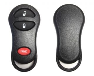 New Chrysler Jeep Dodge Keyless Entry Key Remote Fob Case Pad