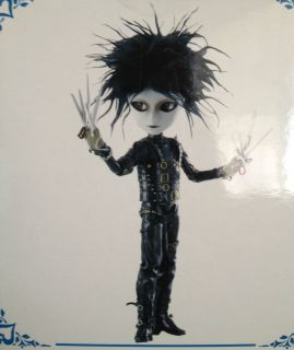 Jun Planning Pullip Tae Yang Edward Scissorhands F 921 Doll NIB