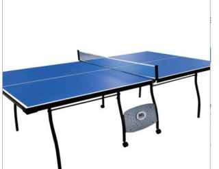 Family Fun Time Sports Challenger Table Tennis Ping Pong w/2 Paddles