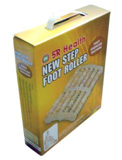Step Foot Roller   Massage & Acupuncture Effect New