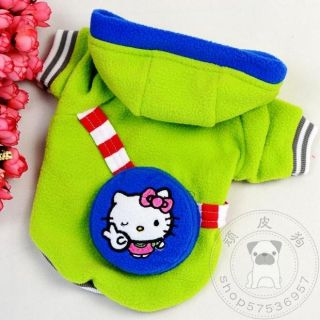 Pet Dog Cat Clothing Clothes Coat Hoodies Jumper YFD64