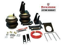 Firestone Ride Rite Air Bag Helper Spring Kit for 2003 2012 Dodge Ram