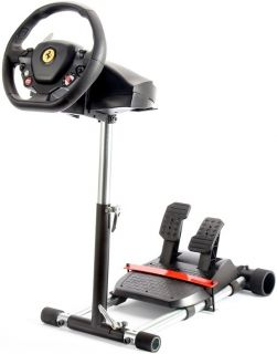Racing Steering Wheel Stand for Thrustmaster F430 F458 or Ferrari GT