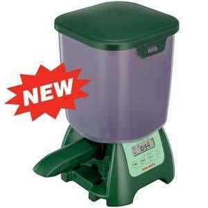 brand new fish mate p7000 automatic pond food feeder