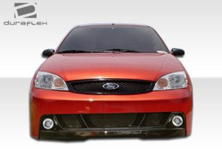 2005 2006 ford focus duraflex pro dtm front bumper body kit