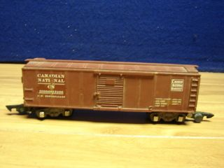 American Flyer s Canadian National Custom Box Car 436474