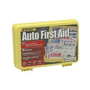 Emergency First Aid Kit for Vehicles FAO 320