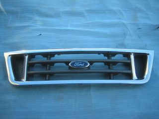 Ford Econoline Van Front Chrome Grille Factory 2003 2004 05 06 2007