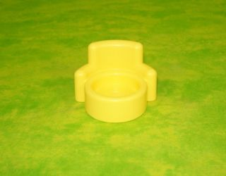 Fisher Price Little People Dollhouse Furniture Chair Chairs Yellow