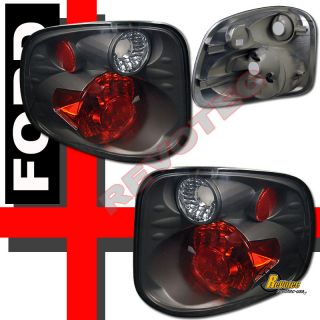 01 02 03 Ford F 150 F150 SVT Supercrew Harley Davidson Head Lights