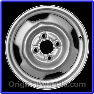 Ford Mustang Fairmont Zephyr Cougar Baby Moon Chrome Caps Hubcaps New
