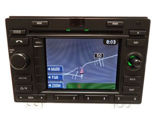 FORD Expedition Navigation System GPS Radio Stereo CD Player OEM NAV