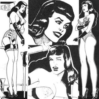Bilbrew Eneg Comic Betty Page Sorority Girls eBook Oncd