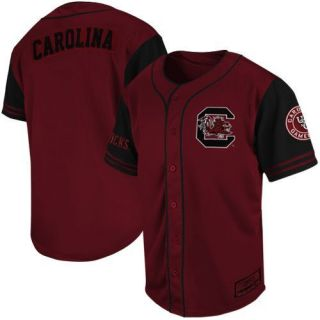 South Carolina Gamecocks Rally Baseball Jersey Garnet