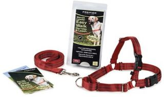 Brand New Premier Pet Gentle Leader Easy Walk Dog Harness Leash