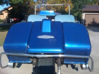 1968 Harley Davidson 3 Wheel Golf Cart