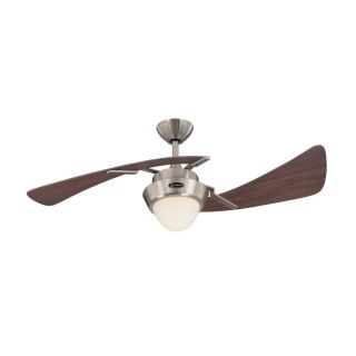 Westinghouse 7214100 Harmony Two Light 48 Inch Two Blade Indoor