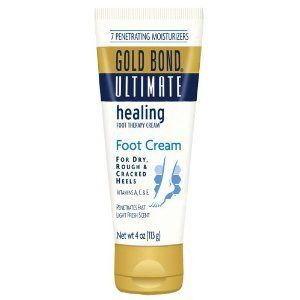 Gold Bond Ultimate Healing Foot Cream 45gm