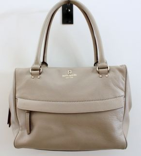NWT Kate Spade Grant Park Shelby Purse Bag GOOSE New